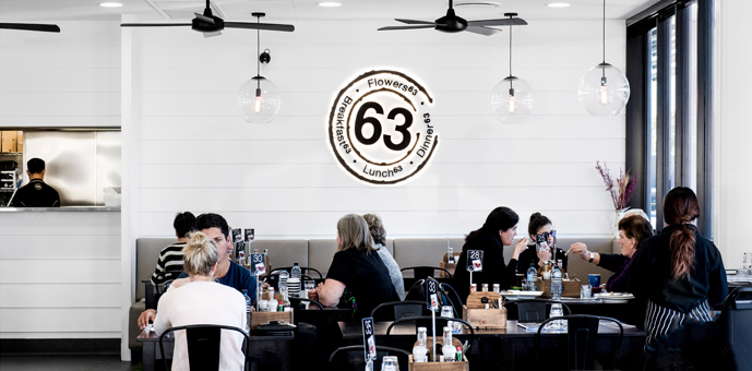 Where to go in Toowoomba? l Cafe63 Intersection l