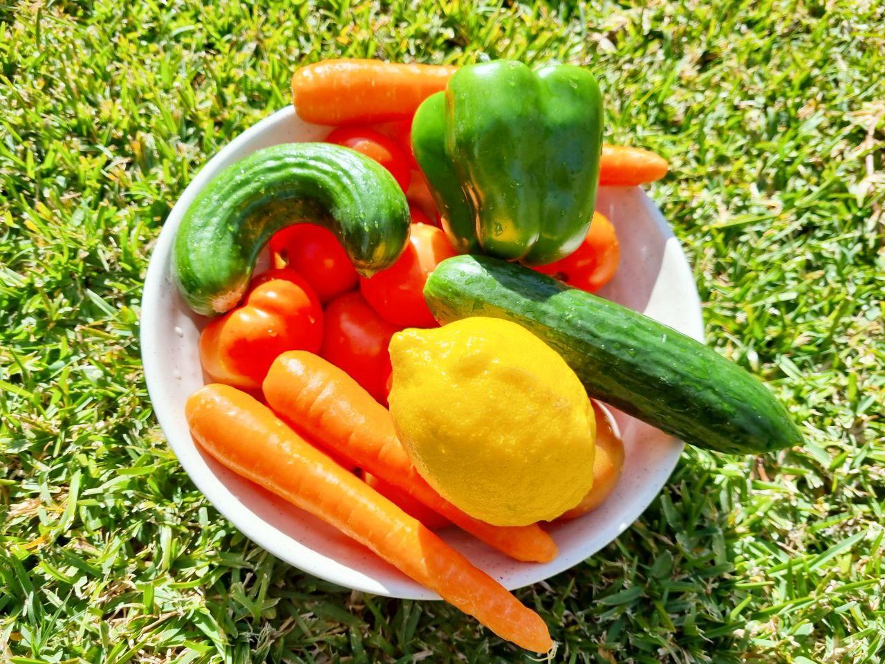 Seasonal Fresh Vegetables To Your Door